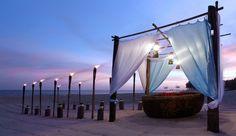 Anantara Mui Ne Resort & Spa: Phan Thiet, Vietnam.  Jetsetter.  #JSBeachDining