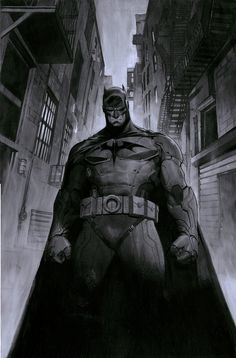 Rhb_RBS — Batman-alley by ZurdoM More about batman here.
