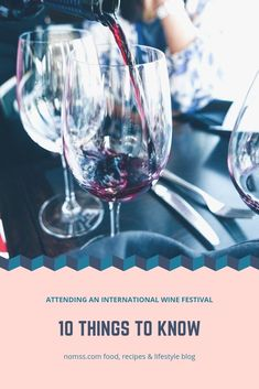 10 THINGS YOU NEED TO KNOW WHEN ATTENDING VANCOUVER INTERNATIONAL WINE FESTIVAL Vancouver Food, Happiness Project, Wine Festival, Things To Know, Places To Eat, Food Photography, Healthy Recipes, British Columbia, Restaurants