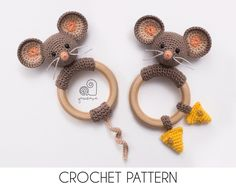 Crochet Baby Toys, Crochet Amigurumi, Crochet Gifts, Cute Crochet, Crochet Hook Sizes, Thread Crochet, Double Crochet, Single Crochet, Handgemachtes Baby