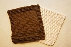 Washcloth pattern for the beginner Knooker.  Knooking is a cross between crochet and Knitting... or knitting with a crochet hook.  One of many on my things to do list.