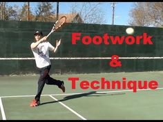 Improve Your Return of Serve Footwork & Technique Using the TPA Tennis Skill Cycle Coaching System - YouTube
