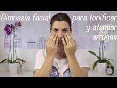 Gimnasia facial en casa (masaje para tonificar y atenuar las ...