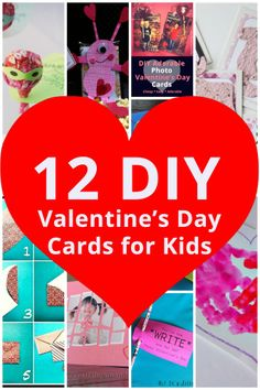 make your own valentine's day cards free