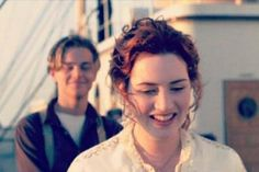 Rose and Jack Titanic Leonardo Dicaprio, Leonardo Dicaprio Kate Winslet, Young Leonardo Dicaprio, Film Titanic, Rms Titanic, Sad Movies, I Movie, Titanic Quotes, Leo And Kate
