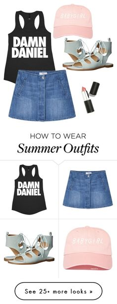 """Collection Of Summer Styles    """"crazy summer  outfit"""" by martare03 on Polyvore featuring MANGO, Chinese Laundry and Sigma Beauty    - #Outfits  https://fashioninspire.net/fashion/outfits/summer-outfits-crazy-summer-outfit-by-martare03-on-polyvore-featuring-mango-chinese-laundry/"""