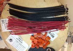 Cutting, Stripping and IDC Crimping UL1007 18 AWG Wires