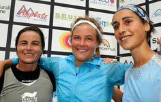 Corredores de montaña: Nuria Domínguez. Crónica personal de su medalla bronce europeo en Dolomites Skyrace