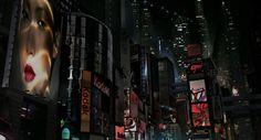 futuristic cityscape - Pesquisa Google