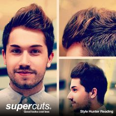 Supercuts Style Hunter S/S 12  David from Reading