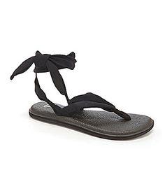 9a11e8940e6e Sanuk Yoga Slinged Up Sandals  Dillards Sanuk Sandals