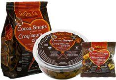 Shasha Bread Co. Cocoa Snaps..  I absolutely love these!