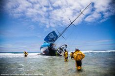 #SAILING #VolvoOceanRace Volvo Ocean Race : The recommendations after the grounding of Team Vestas Wind Improving navigational charts and other on board software to avoid similar incidents in the future >>> http://seasailsurf.com/seasailsurf/actu/9039-Volvo-Ocean-Race-The-recommendations-after-the