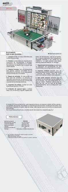 Tools for Miniature Makers - Model Maker Box MT 02