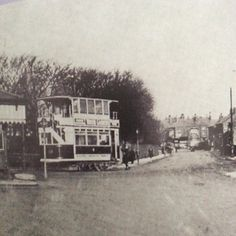 Layton, the junction of Layton Road, Talbot Road and Westcliff Drive looking towards Layton Institue. British Seaside, Light Rail, Blackpool, Places Of Interest, Local History, Great Places, Bobs, Nostalgia, Photographs