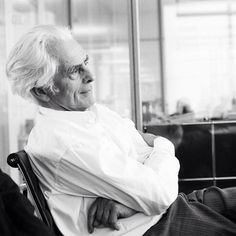 90 year old Frei Otto wins Pritzker Prize just before his death on Monday, march 10 2015