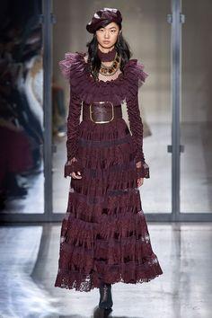 New York Fashion Week  Zimmermann Fall 2019  Ready-to-Wear Collection - Vogue  #newyorkfashionweek #nyfw #fall2019 #zimmermann