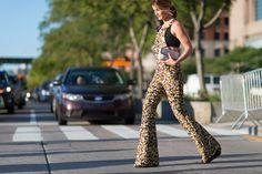 Os looks de street style das semanas de moda   SS/16