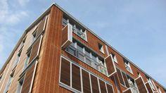 Residential Marchant Quay LOCATION:  Gloucester, United Kingdom  ARCHITECT/SPECIFIER:  Stride Treglown Tektus