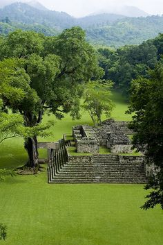 Mayan pyramids at Copán, Honduras -I've been here before on one of my many trips to the homeland  	Hunter Capps   Honduras está  en americano de south.  Honduras es junto el salvador y nicaragua.  Quiero coyote y jaguar y  scarlet macaw. Quiero Roatán, Honduras  quiero Pirate Islands Divers y Centro Internacional Idiomas en La Ceiba, Honduras y Cayos Cochinos en La Ceiba, Honduras.