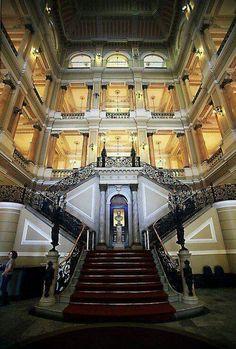 Biblioteca Nacional - Rio de Janeiro.