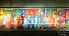 Estação de Metro Terreiro do Paço - Lisboa