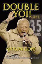 """Double Yoi!"" Myron Cope :)"