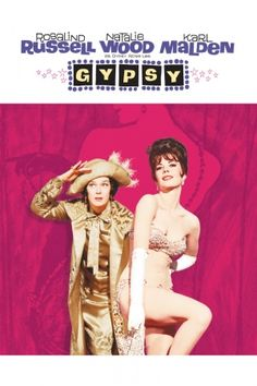 The story of burlesque star Gypsy Rose Lee, her rise to stardom from vaudeville and her volatile relationship with her ambitious mother. DVD 434