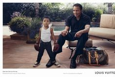 Muhammad Ali per Louis Vuitton.
