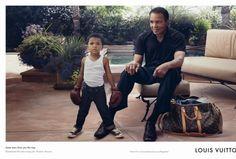 Muhammad Ali per Louis Vuitton.