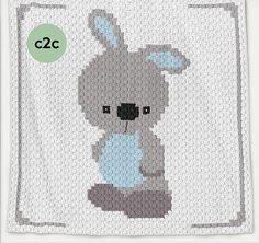 Crochet Baby Blanket Pattern C2C Pattern C2C crochet