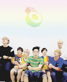 GOT7 // Just Right | they're all so cute here! Youngjae's face lmao