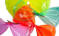 The Rainbow Brights by Yestadt Millinery Add Color to Coifs trendhunter.com