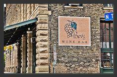 Bev's Wine Bar - Minneapolis, Minnesota
