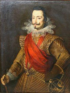 Antonio de Aragón y de Moncada, VIº Duque de Montalto, IVº Duque de Bivona, IVº Príncipe de Paternó (1589 - 1631)