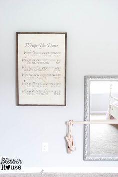 Frame Sheet Music of your Favourite Song Safari Home Decor, Gold Home Decor, Cute Home Decor, Diy Wall Decor, Cheap Home Decor, Home Decor Websites, Home Decor Online, Home Decor Store, Wholesale Home Decor