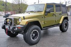 jeep green - Google Search