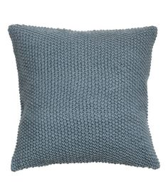 Miss knit cushion cover