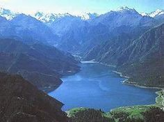 Bosten Lake | China || www.discoverchinatours.com