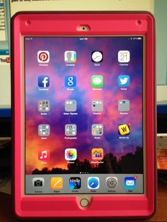 OTTERBOX FOR IPAD AIR2