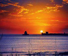Methoni sunset...  Photo by Nikos Markopoulos