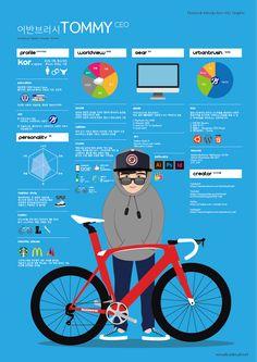 자기소개 인포그래픽 ai 일러스트 제작 About Us Infographic It Cv, The Creator, This Is Us, Layout, Profile, Resume Ideas, Illustration, Projects, Design