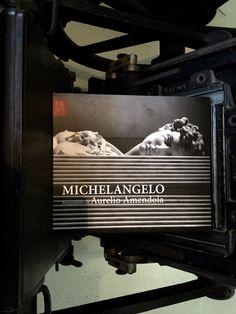#Michelangelo fotografato da Aurelio Amendola #Arte #Typography #Cataloghi #GraphicDesign #Photography #Fotografia #PhotoBook #Editorial #Design