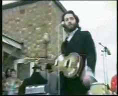 DANCE PAUL, DANCE!