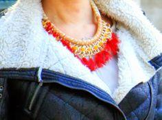 Vladi Lena: Red touches..