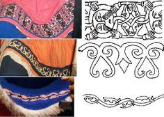 Lots of geometric construction garb info.  Mistress Muirghein inghean Rioghain Bean Ui Eamonn, CP blog