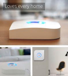 """Animus Home – schon bald das pulsierende Herz des Smart Homes?  Das Indiegogo Projekt """"Animus Home"""" möchte eine einzige App als zentrale Anlaufstelle für alle weiteren Smart Home Komponenten etablieren.  Nutzer haben bei Animus Home die Gelegenheit, eine eigene App zu erstellen – sogenannte """"hApps""""  #smarthome #indiegogo #hausautomation #zwave #tech #technology #automation #iot"""