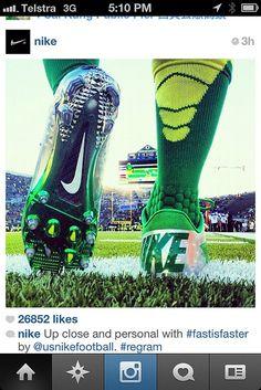 Nike Football go ducks