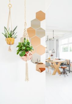Diy Sunburst Ceiling Medallion Amp Ikea Honefoss Mirrors Hexagons Bar And Search