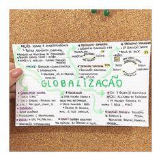 GEOGRAFIA - GLOBALIZAÇÃO #resumosonhodamedicina #resumos #geografia